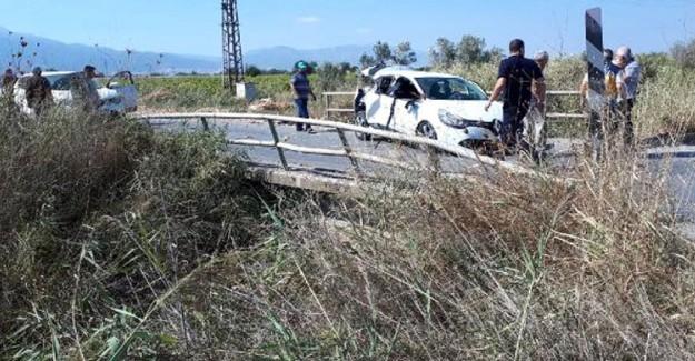 Tarım ve Orman Bakanı Bekir Pakdemirli'nin Annesi Trafik Kazası Yaptı!