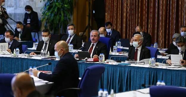 TBMM Başkanı Mustafa Şentop'tan 'Azerbaycan' Açıklaması