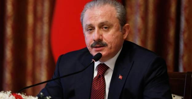 TBMM Başkanı Şentop Yarın Azerbaycan'a Gidecek