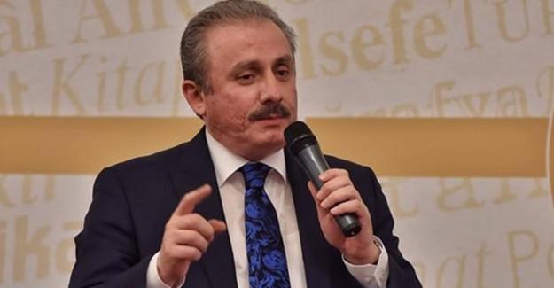 TBMM Başkanı Şentop'tan Moğolistan'a Birlik Mesajı