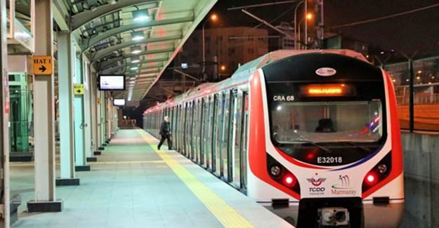TCDD'den Marmaray İddialarına Yalanlama