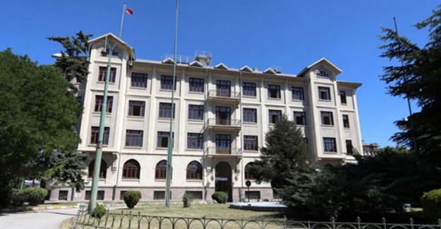 TCDD'nin Tarihi Binasının Ankara Medipol Üniversitesi'ne Devredildiği İddia Edildi
