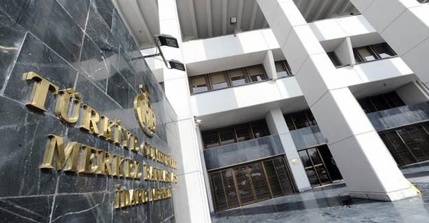 TCMB Repo İhalesiyle Piyasaya Hemen Hemen 5 Milyar TL Verdi