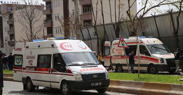 Tekirdağ'da Baltalı Kavga: 2 Yaralı
