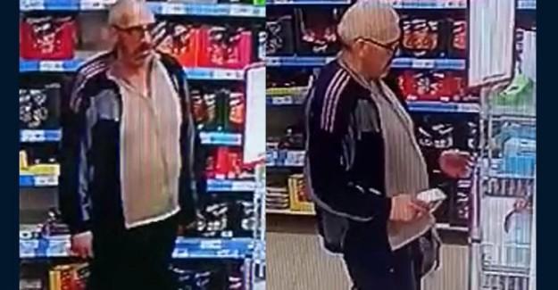 Telefon Hırsızı Yakalandı!