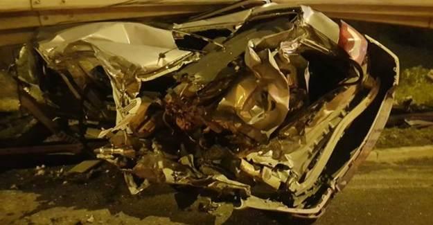 TEM'de Freni Patlayan Kamyon Dehşet saçtı