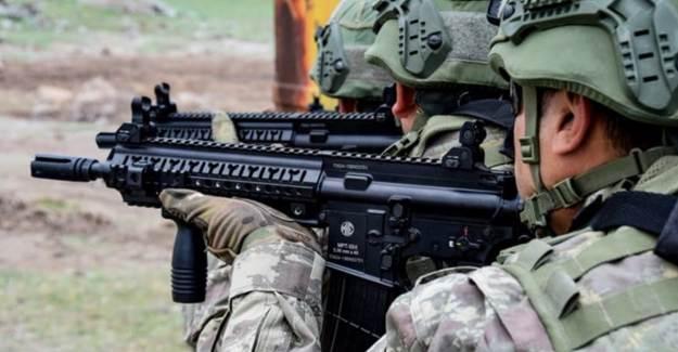 Zeytin Dalı Bölgesinde 4 Terörist Etkisiz Hale Getirildi