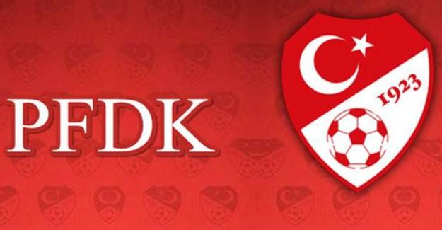 TFF, Fenerbahçe ve Beşiktaş'ı PFDK'ya Sevk Etti!