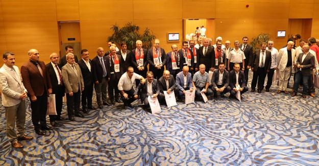 TFF, Trabzonspor Camiasıyla Yemekte Buluştu!