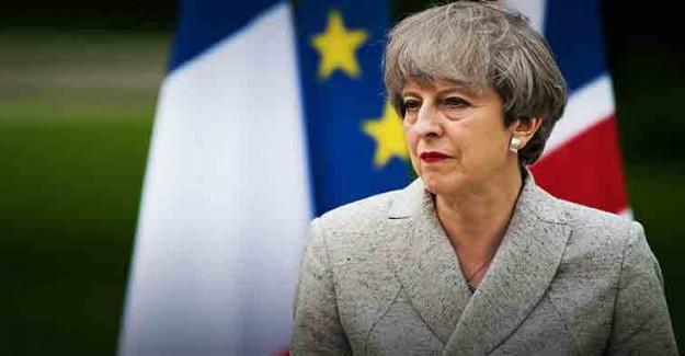 Theresa May: Brexit Anlaşmasıyla Devam Edeceğiz