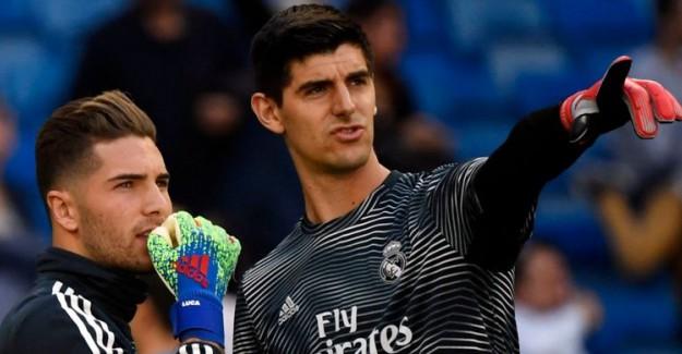 Thibaut Courtois: ''Real Madrid'in 1 Numarası Benim!''