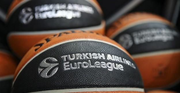 THY Avrupa Ligi 24. Hafta Maç Programı