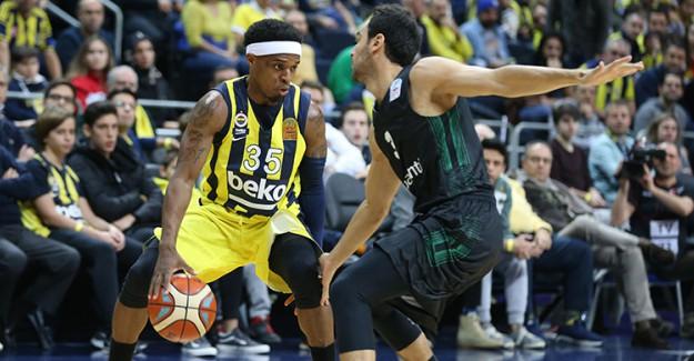 THY Avrupa Ligi: Fenerbahçe Beko - Darüşşafaka Tekfen / Maç Önü