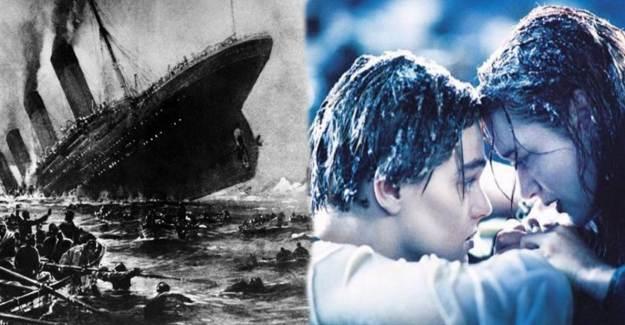 Titanik'in Batması İle İlgili Şaşırtıcı İddia