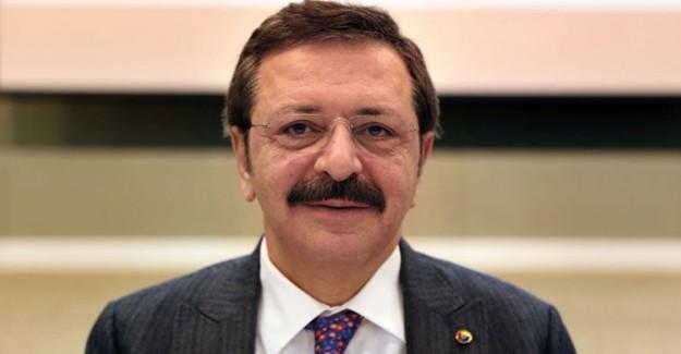 TOBB Başkanı Hisarcıklıoğlu'dan İşletmelere 'Kısa Çalışma Ödeneği' Çağrısı