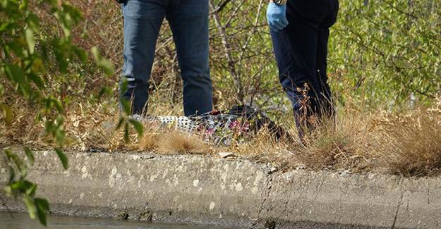 Tokat'ta Sulama Kanalında Bir Kadının Cansız Bedeni bulundu