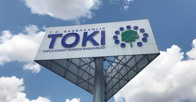 TOKİ'den 220 Konutluk Yeni Proje