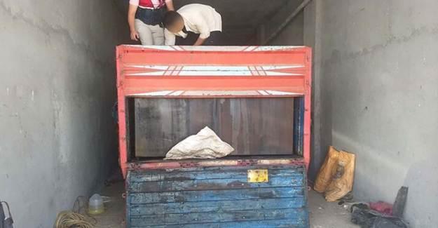 TPAO'dan 9 Bin 200 Litre Ham Petrol Çalan 3 Şahıs, Yakalandı