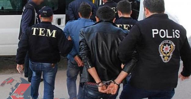 Trabzon'da Büyük Operasyon! 20 Kişi Yakalandı
