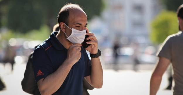 Trabzon'da İl Genelinde Maske Takma Zorunluluğu Getirildi