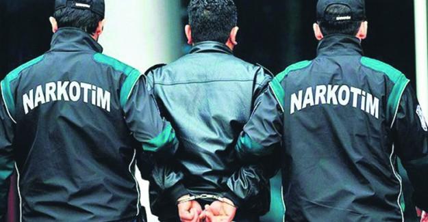Trabzon'da Narkotik Operasyon; 5 Kişi Gözaltına Alındı