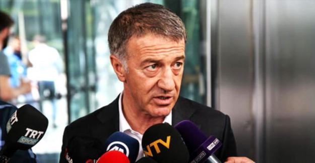 Trabzonspor Başkanı: Ndiaye'yi Türkiye'ye Biz Çağırmadık