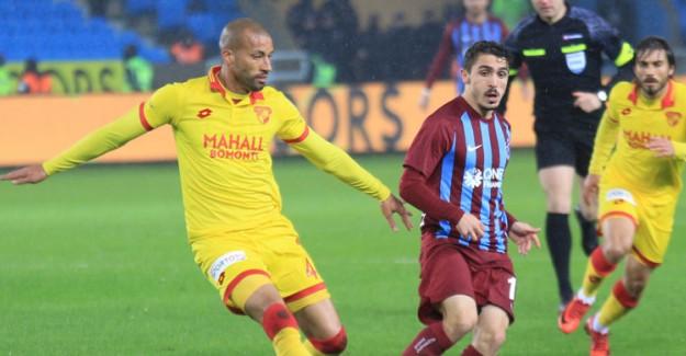 Trabzonspor, Göztepe'yle Berabere Kaldı!