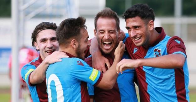 Trabzonspor Hazırlık Maçı Saat Kaçta Hangi Kanalda?