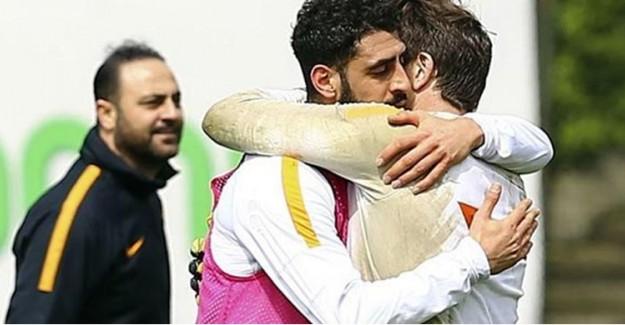 Trabzonspor Maçı Öncesinde Galatasaray'da Gerginlik!
