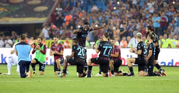 Trabzonspor Sahasında Çok Farklı!