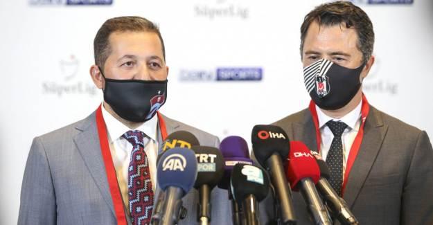 Trabzonspor ve Beşiktaş'tan Fikstür Açıklaması