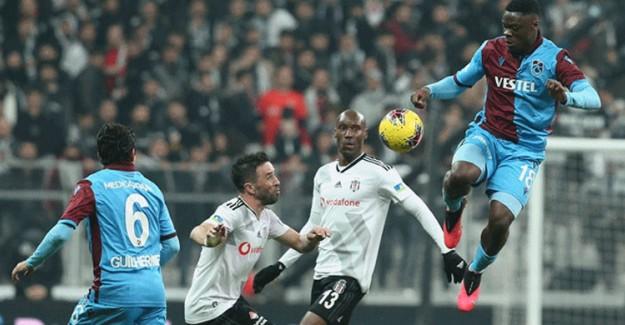 Trabzonspor'da Caleb Ekuban 'Fırtınası'
