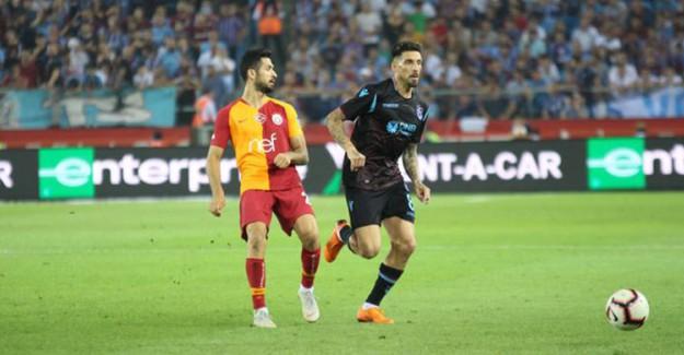 Trabzonspor'da Jose Sosa Yüzleri Güldürdü!