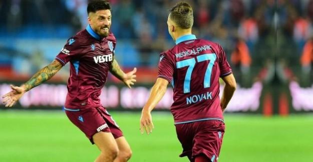 Trabzonspor'da Sosa ve Novak Kalıyor Mu? Gidiyor mu?