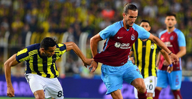 Trabzonspor-Fenerbahçe Maçının Hakemi Belli Oldu! Tarihi Maça Tartışmalı Hakem