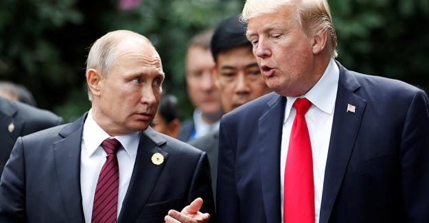 Trump Putin İle Görüşmeyecek
