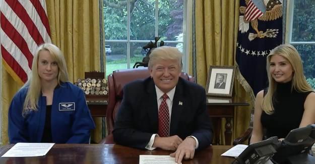 Trump Sarışın Sever