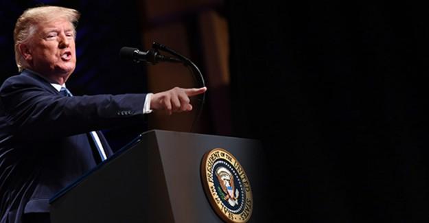 Trump'dan İran İhası Hakkında Açıklaması