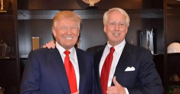Trump'ın Kardeşi Robert Trump Öldü