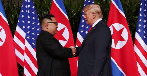 Trump-Kim Zirvesi Asya'da Düzenlenecek