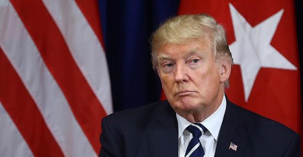 Trump'tan Büyük Sürpriz! Bizzat Kendi Açıkladı