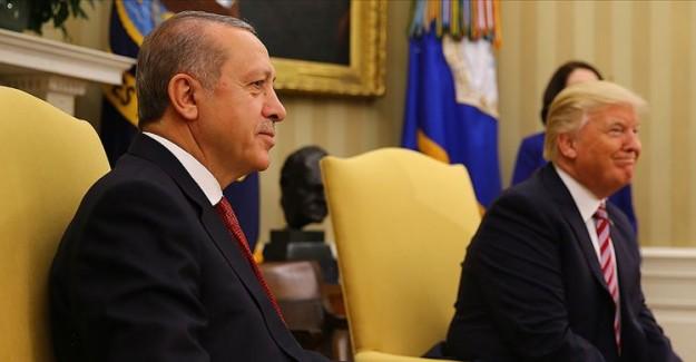 Trump'tan Cumhurbaşkanı Erdoğan'a Elazığ Depremi İçin Taziye Telefonu