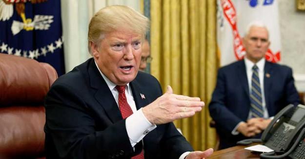 Trump'tan Kritik Açıklama, Ek Süre Tanıdı