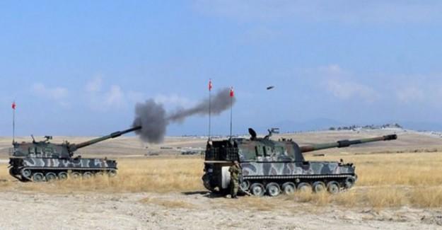 TSK, Fırat Doğusundaki PKK Bölgelerini İmha Etti