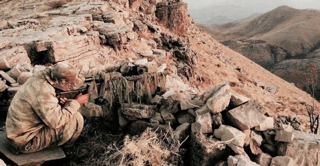 TSK'dan Kritik Kuzey Irak Hamlesi!