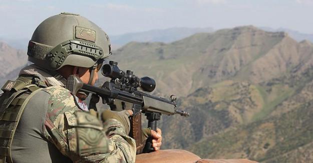 TSK'dan Son Dakika Açıklaması : 2222 Terörist Öldürüldü