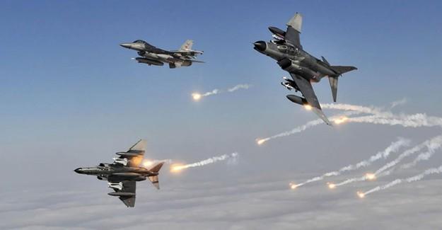 TSK'dan Son Dakika Açıklaması: Kuzey Irak'ta 10 Terörist Gebertildi
