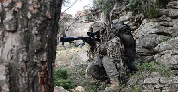 TSK'nin Keskin Nişancıları Afrin'de Heval Avlıyor!