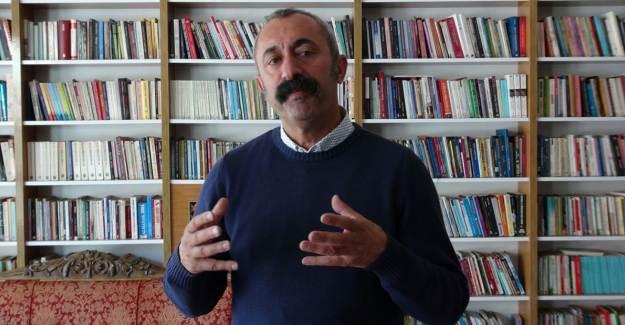 Tunceli Belediye Başkanı Fatih Mehmet Maçoğlu Coronavirüse Yakalandı