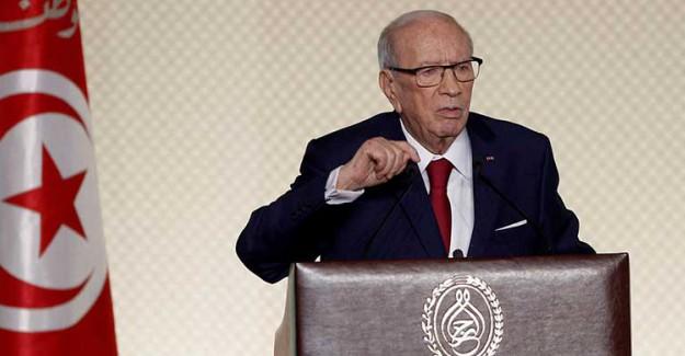 Tunus Cumhurbaşkanı Tekrardan Aday Olmayacağını Açıkladı